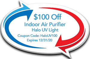 UV air purifier coupon