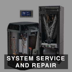 SYSTEM SERVICE AND REPAIR