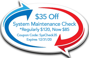 system maintenance check coupon